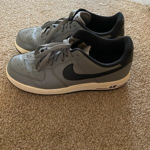 Gray airforces